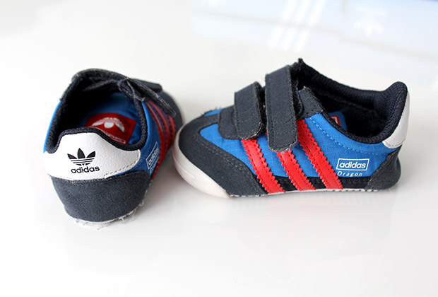 zapatillas adidas dragon bebe