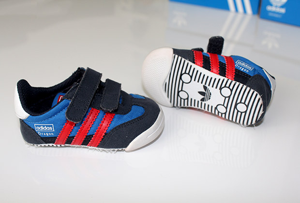 zapatillas bebe adidas dragon