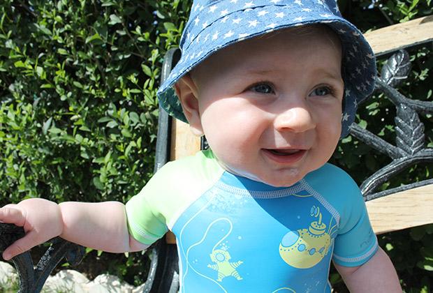 Ba adores de beb el chupete de mark el chupete de mark for Banadores para bebes piscina