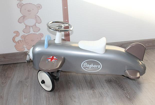 Avión para bebe Baghera