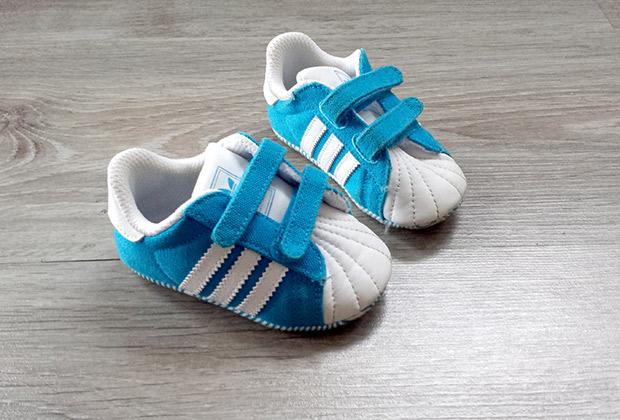 zapatillas adidas de bebe
