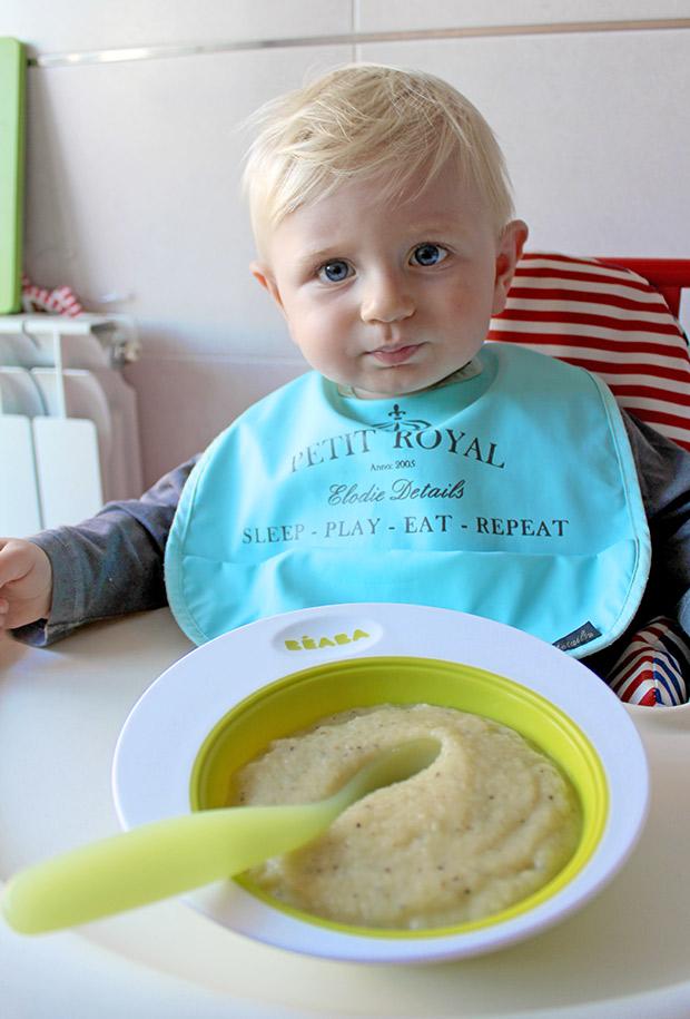 Recomendaciones para mamás y bebés de productos para comer