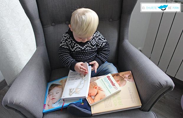 Libros para embarazadas y mamás primerizas