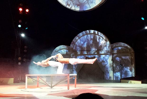 Mi primera visita a Il Circo Italiano de la familia Rossi