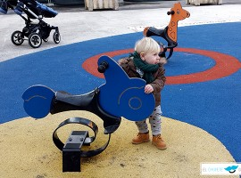 Un outfit para ir a jugar al parque siendo un niño
