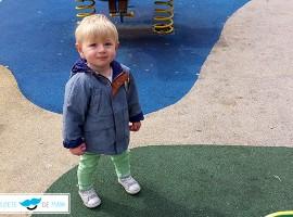 Outfit de bebé o niño para primavera