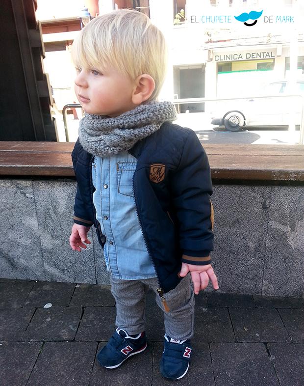 8ccad16fb Outfit 32 para bebés y niños: Moda infantil de entretiempo | El ...