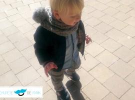 Outfit para bebés y niños por el chupete de mark