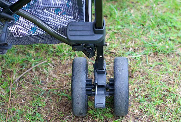 Mi silla de paseo UPPAbaby G-Luxe