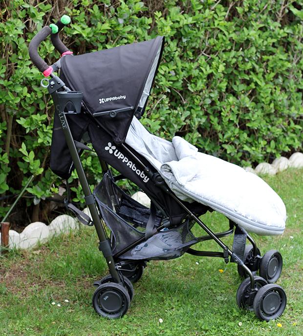 Mi nueva silla de paseo uppababy g luxe el chupete de mark for Silla uppababy vista