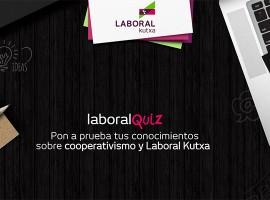 Cena para dos gracias al concurso Laboral Quiz de Laboral Kutxa en el Restaurante ni neu y gracias a la empresa foocuzz