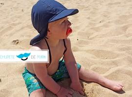 Outfit y moda infantil para bebés y niños para ir a la playa