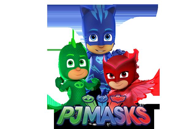 El chupete de Mark tiene gracias a Bandai los juguetes de PJ Masks
